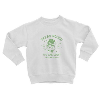 Texas Toddler Sweatshirt Designed By Disgus_thing