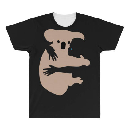 Koala All Over Men's T-shirt Designed By Disgus_thing