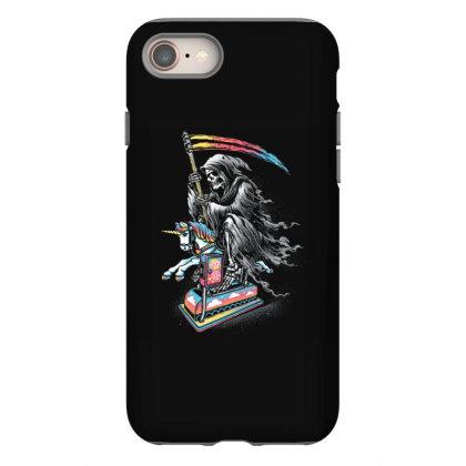 Death Enjoying Life Iphone 8 Case Designed By Kakashop