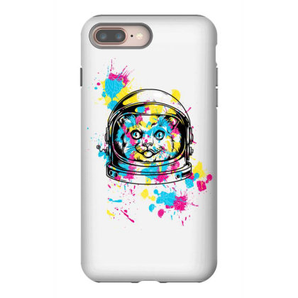 Astronaut Cat Iphone 8 Plus Case Designed By Chiks