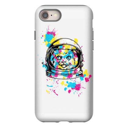 Astronaut Cat Iphone 8 Case Designed By Chiks