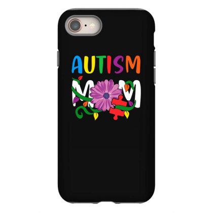 Autism Mom Iphone 8 Case Designed By Badaudesign