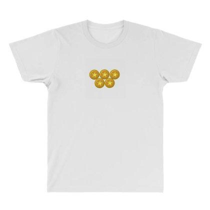 5 Goldstar All Over Men's T-shirt Designed By Ashwinii Kummar