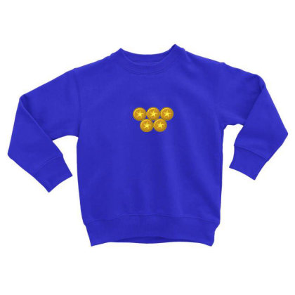 5 Goldstar Toddler Sweatshirt Designed By Ashwinii Kummar