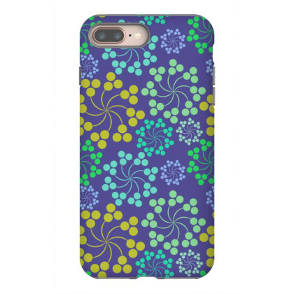 Floral Flower Elements Iphone 8 Plus Case Designed By Chiks