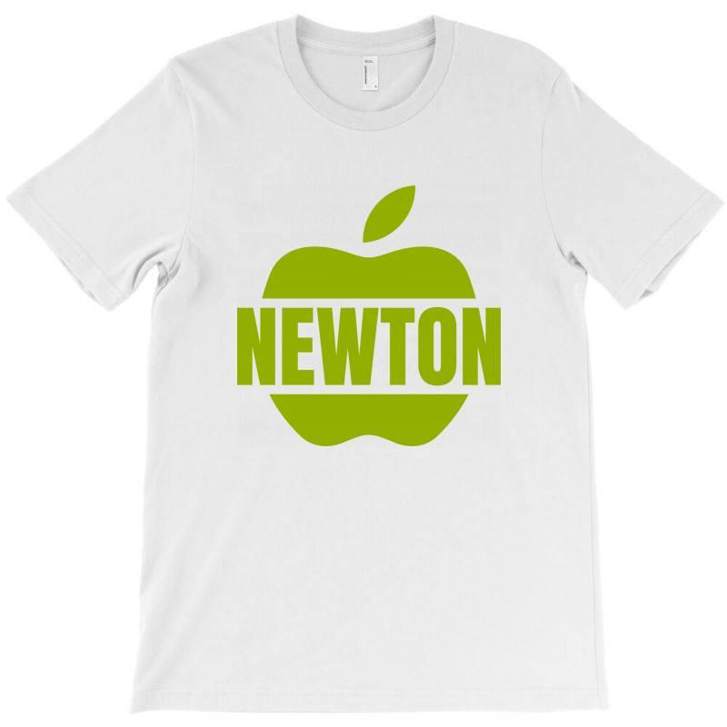 Isaac Newton T-shirt   Artistshot