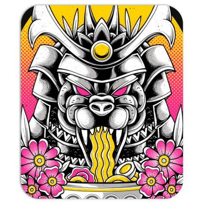 Samurai Kaiju Ramen Mousepad Designed By Godzillarge