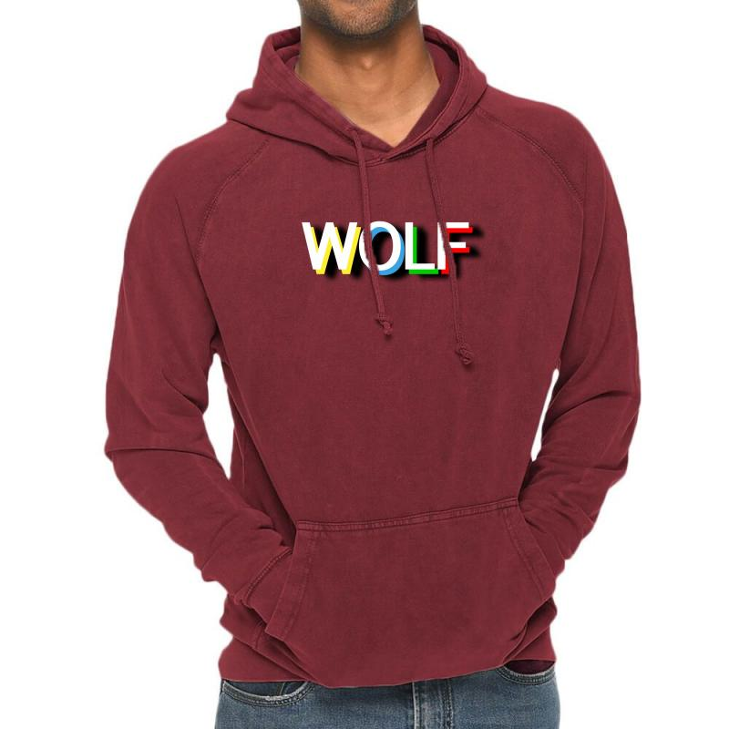 Wolf Vintage Hoodie | Artistshot