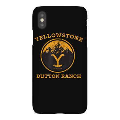 Yellowstone Iphonex Case Designed By Amber Petty
