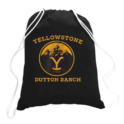 Yellowstone Drawstring Bags Designed By Amber Petty