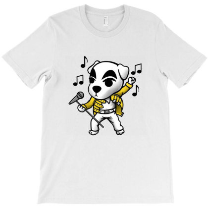 Dog Dancer T-shirt Designed By Cuser3949