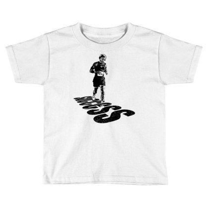 Jogging Toddler T-shirt Designed By Graphicganga