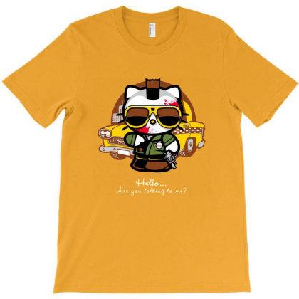 Hello Travis T-shirt Designed By Cuser3949