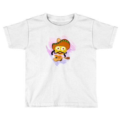 Emoji Music Vector Art Toddler T-shirt Designed By Chiks