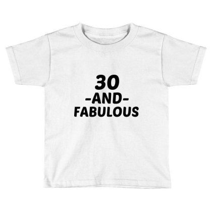 Thirty Fabulous Toddler T-shirt Designed By Perfect Designers