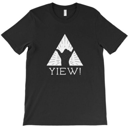 Yiew T-shirt Designed By Disgus_thing
