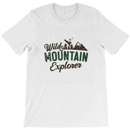 Wild T-shirt Designed By Disgus_thing