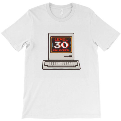 Old Pc T-shirt Designed By Disgus_thing