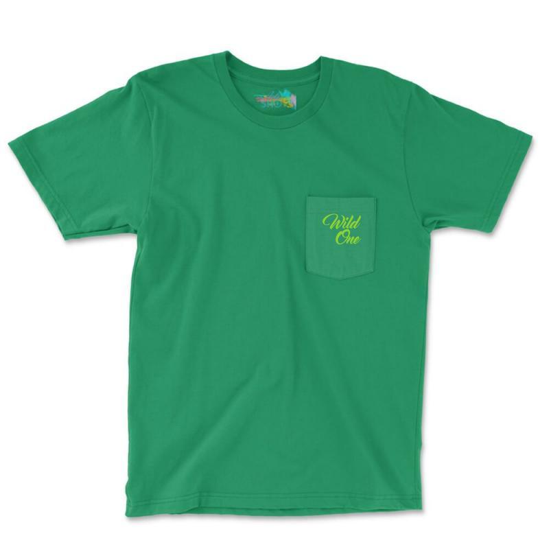Wild One Pocket T-shirt | Artistshot