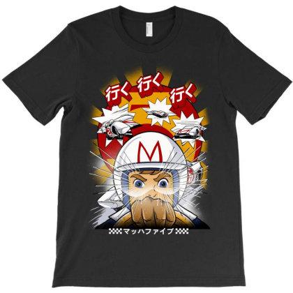 Mach 5 T-shirt Designed By Sober Artwerk