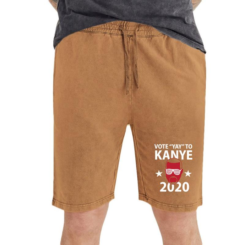 Kanye 2020 Vintage Short | Artistshot