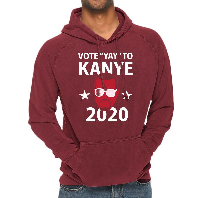 Kanye 2020 Vintage Hoodie | Artistshot