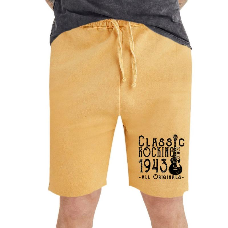 Rocking Since 1943 Vintage Short | Artistshot