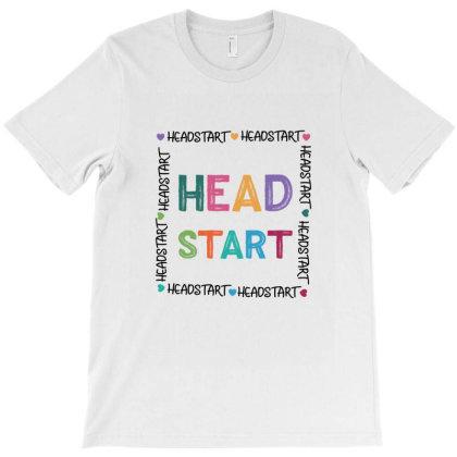 Head Start Printable T-shirt Designed By Bettercallsaul