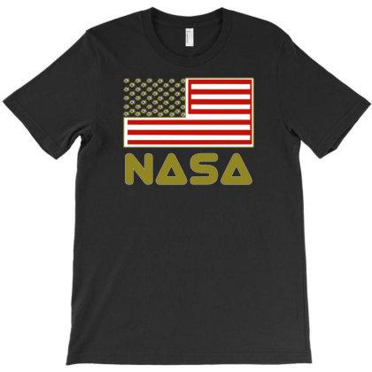 Nasa T-shirt Designed By Dav