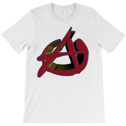 Anarchy T-shirt Designed By Dav