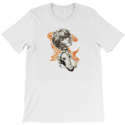 Anime Girl T-shirt Designed By Disgus_thing