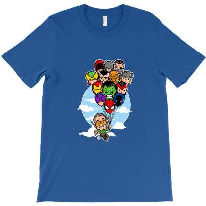 Excelsior! T-shirt Designed By Cuser3985