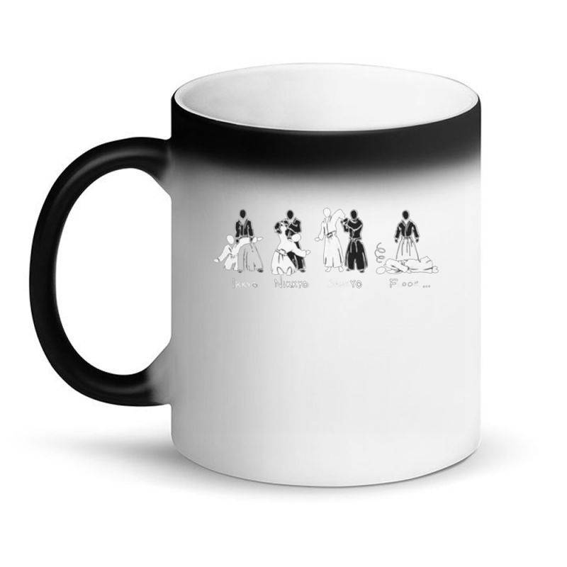 Aikido Magic Mug | Artistshot