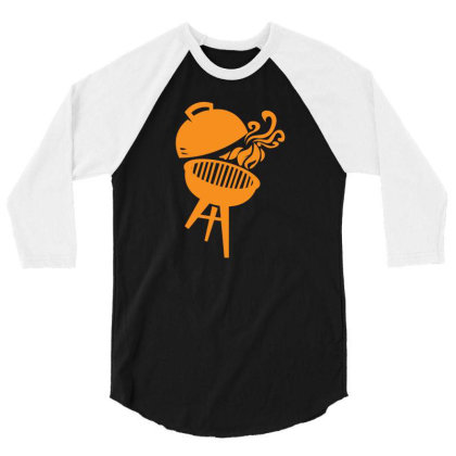Cooking 3/4 Sleeve Shirt Designed By Fahmifutri