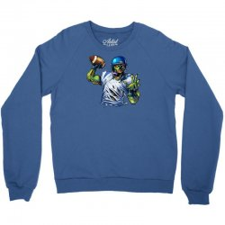 SPORTS ZOMBIE Crewneck Sweatshirt | Artistshot