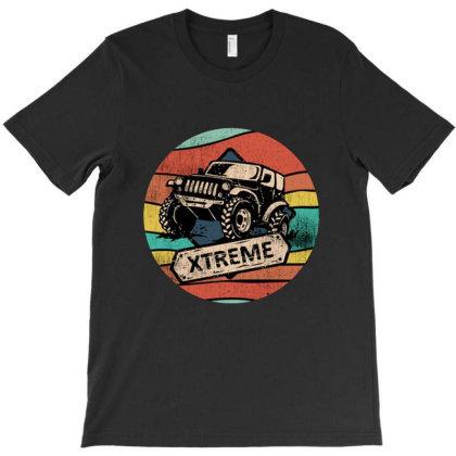 Vintage Retro 70s 4×4 Off Road For Boys Girls Men Women T-shirt Designed By Cuser3967
