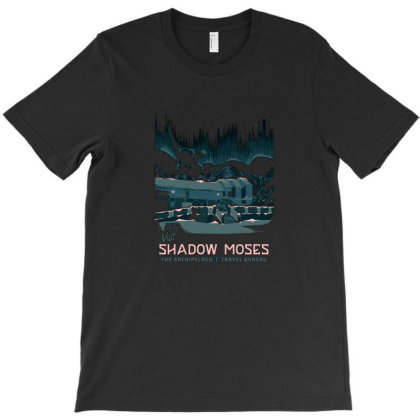 Visit Shadow Moses T-shirt Designed By Cuser3967