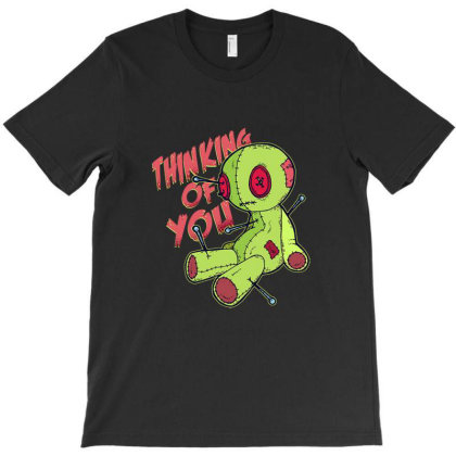 Voodoo Doll T-shirt Designed By Cuser3967