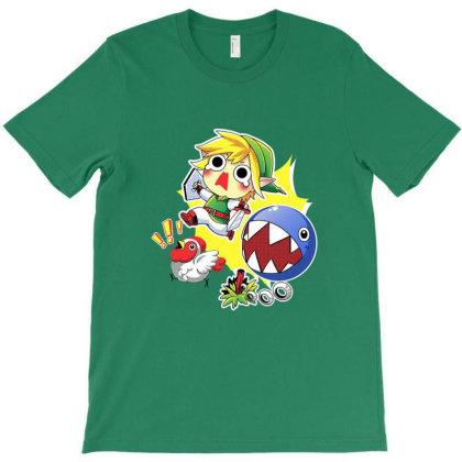 Walkies T-shirt Designed By Cuser3967