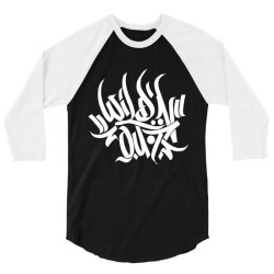 Wild N Out graffiti tag 3/4 Sleeve Shirt | Artistshot