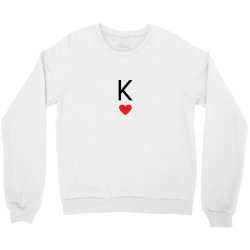 king husband boyfriend Crewneck Sweatshirt | Artistshot