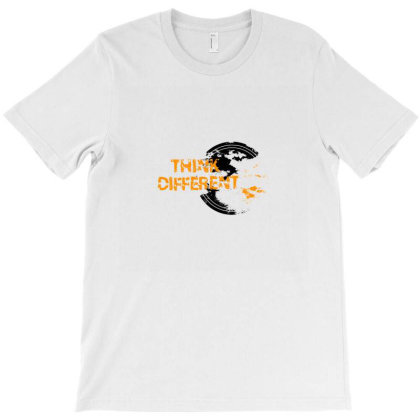 Think Different T-shirt Designed By Disgus_thing
