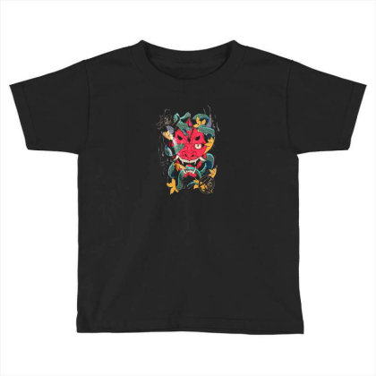 Hiphop Toddler T-shirt Designed By Disgus_thing