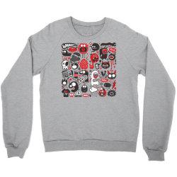 animals sketch design monsters Crewneck Sweatshirt | Artistshot