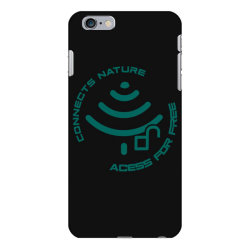 connecting to nature acess for free iPhone 6 Plus/6s Plus Case | Artistshot