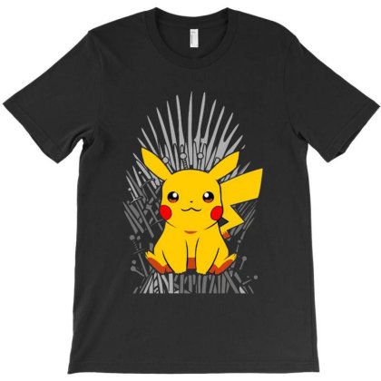 Funny Monster Throne T-shirt Designed By Jacqueline Tees