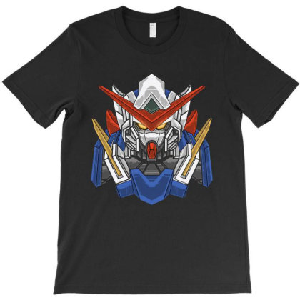 Gundam For Save The World T-shirt Designed By Jacqueline Tees