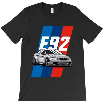 Ready Start E92 T-shirt Designed By Jacqueline Tees