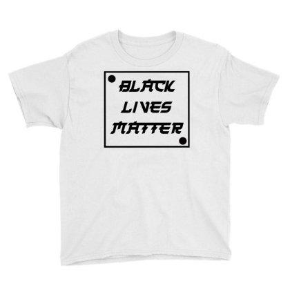Black Lives Matter Youth Tee Designed By Bram