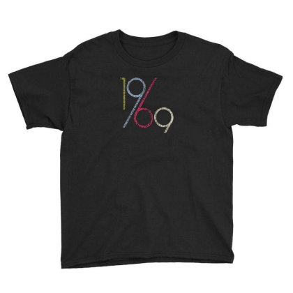 1969 Youth Tee Designed By Disgus_thing